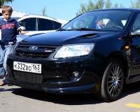 Спортивная Lada Granta появится в 2013 году