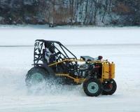 Россияне установили рекорд скорости на тракторе