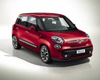 Fiat представил пятидверную модель 500