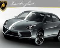 Lamborghini представит конкурента Porsche Cayenne