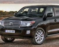Toyota Land Cruiser 200 обновился и подорожал