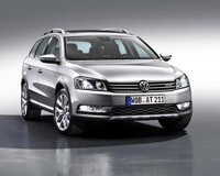 Вседорожный VW Passat будет стоить 1,5 миллиона