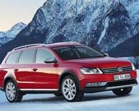 Volkswagen начал принимать заказы на вседорожный Passat