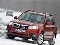 Собранные в России Subaru могут появиться в 2013 году
