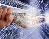 Перевести е-деньги на счет можно с помощью одной кнопки