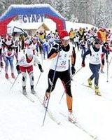 Жители Прикамья выходят на «Лыжню России»
