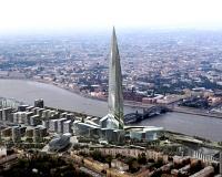 Вместо небоскреба «Охта-центра» построят жилье и офисы