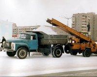 В «спальных» микрорайонах подрядчики не справились с уборкой снега