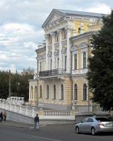 В Доме Мешкова отреставрировали второй вход