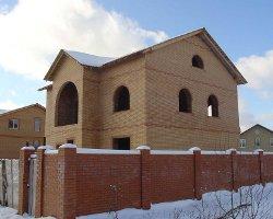 Строим дом зимой – дешево и сердито?