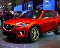 Mazda показала новый кроссовер