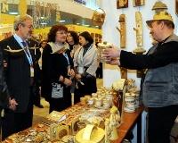 На V межрегиональную выставку-ярмарку прибыли 200 мастеров России и СНГ