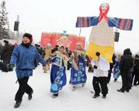 Главная Масленица края собрала 15 тысяч человек
