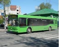 Автобус №13 сбил переходившую дорогу девушку