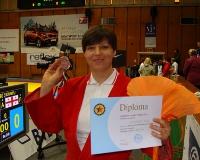 Инспектор пермского СИЗО стала призером чемпионата Европы