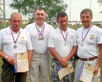 Пермские летчики взяли серебро на чемпионате России