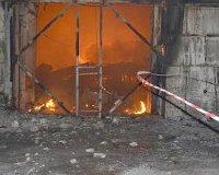 Фигуранты дела о сгоревшем складе выпущены из СИЗО