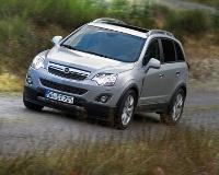 Opel оценил новый кроссовер Antara в миллион рублей