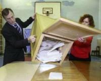 Избирком Пермского края подводит первые итоги голосования