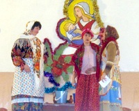 Дети церковной школы в Березниках рассказали осужденным о Боге