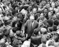 Наина Ельцина покажет в Перми время президента Бориса