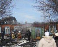 Пожар в детсаду поселка Октябрьский потушен
