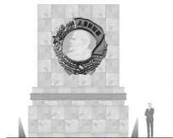 Эскизы обновленного «Ордена Ленина» представили власти Перми