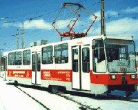 Трамвайный тест-драйв закончился поломкой