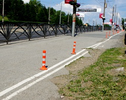 Как велодорожки стали полосой препятствий
