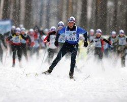 «Лыжня России 2012» протоптана на «Пермских медведях»