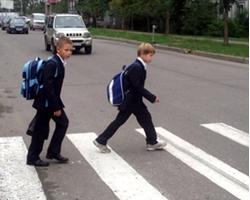 По вине водителя иномарки школьник не вернулся домой
