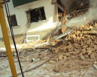 По факту взрыва в жилом доме возбуждено уголовное дело