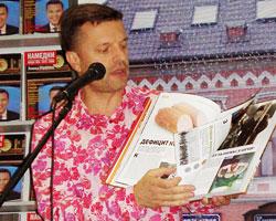 Леонид Парфенов, телеведущий, журналист: «Я сам себе режиссер и дизайнер!»