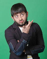Михаил Галустян, актер, юморист: «Беру в руки книгу — и засыпаю от скуки»