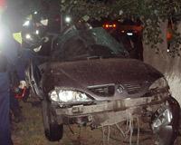 Ночью в Ростове «Рено» влетел в дерево, погибли двое
