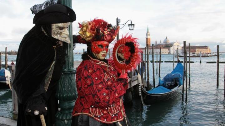 Время доставать маски: карнавал по-итальянски