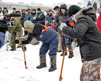 Народный фестиваль зимней рыбалки пройдет в Самарской области