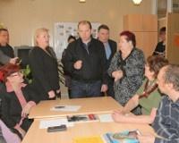 Владимир Артяков посетил центры социальной адаптации инвалидов