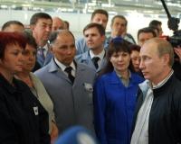 Премьер-министр встретился с сотрудниками АвтоВАЗа