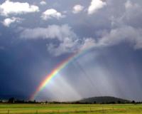 В регионе ожидаются дожди и град