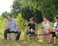 Губернатор посетил областной молодежный лагерь «63-й регион»