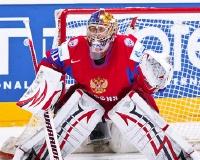 Семен Варламов проведет тренировку для юных хоккеистов
