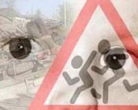 Женщина на иномарке сбила 4-летнюю девочку