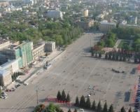 Епархия не настаивает на строительстве собора на площади Куйбышева