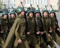 В губернии увековечат память военного парада 1941 года