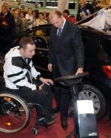Губернатор открыл первую ассамблею инвалидов «Жизнь без границ»