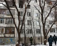 Во время пожара в Кировском районе погибли два человека