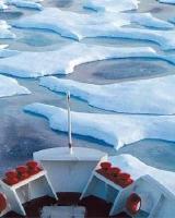 Танкеры, следовавшие в Самару, застряли во льдах