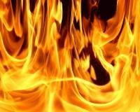 В результате пожара на улице Льва Толстого погиб один человек