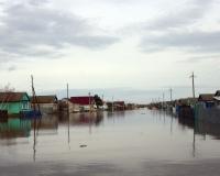 Более 65 населенных пунктов области могут пострадать от паводка